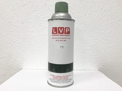 LVP $4.99 Clearance Green 12OZ Aerosol Spray Paint