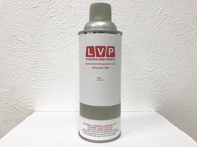 LVP $4.99 Clearance Grey 12OZ Aerosol Spray Paint