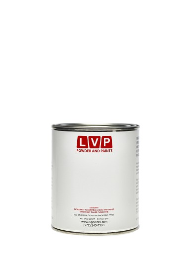 LVP Generic White Quart Paint Can
